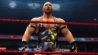 WWE '13 DLC: Ryback (Entrance, Match & Celebration!)