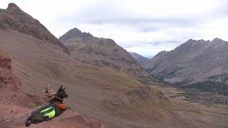 Hiking Aspen Colorado's Maroon Bells 4 Pass Loop