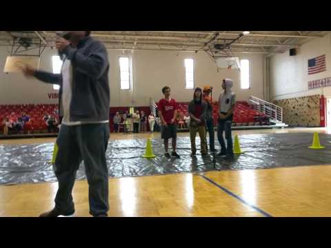 The Saggy Britches Boyz - The Show Goes On - Chilhowee Middle School