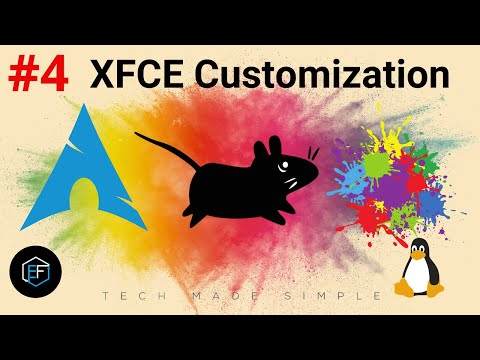 [4]   XFCE Customization