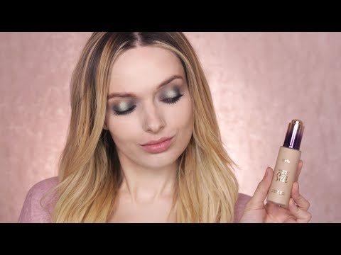 TESTING THE TARTE RAINFOREST OF THE SEA FOUNDATION! // MyPaleSkin