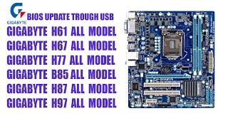 How To Update Gigabyte Motherboard BIOS