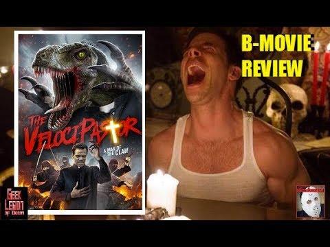 Download THE VELOCIPASTOR ( 2019 Gregory James Cohan ) Dinosaur Fantasy B-Movie Review