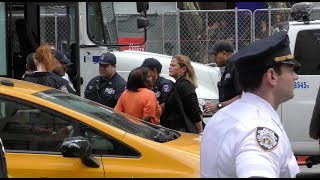 Speaker Melissa Mark-Viverito Arrested to demand a clean DREAM Act