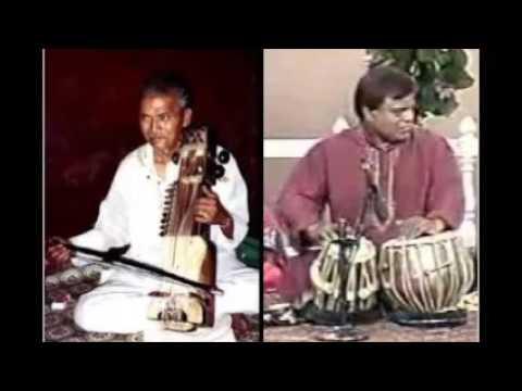 Ustad Abdul Latif Khan(Sarangi) Pt Ram Swaroop (Tabla Solo) AIR National Program 1995