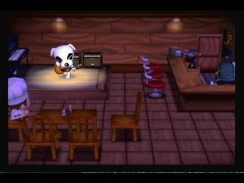Animal Crossing: City Folk - K.K. Slider - K.K. Love Song