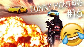 FUNNY ASPHALT 8 MONTAGE #16 (Funny Moments and Stunts)
