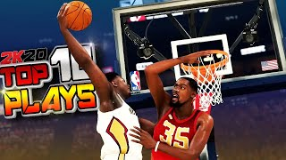NBA 2K20 TOP 10 Plays Of The Week #14 - Posterizers, Ankle Breakers & More