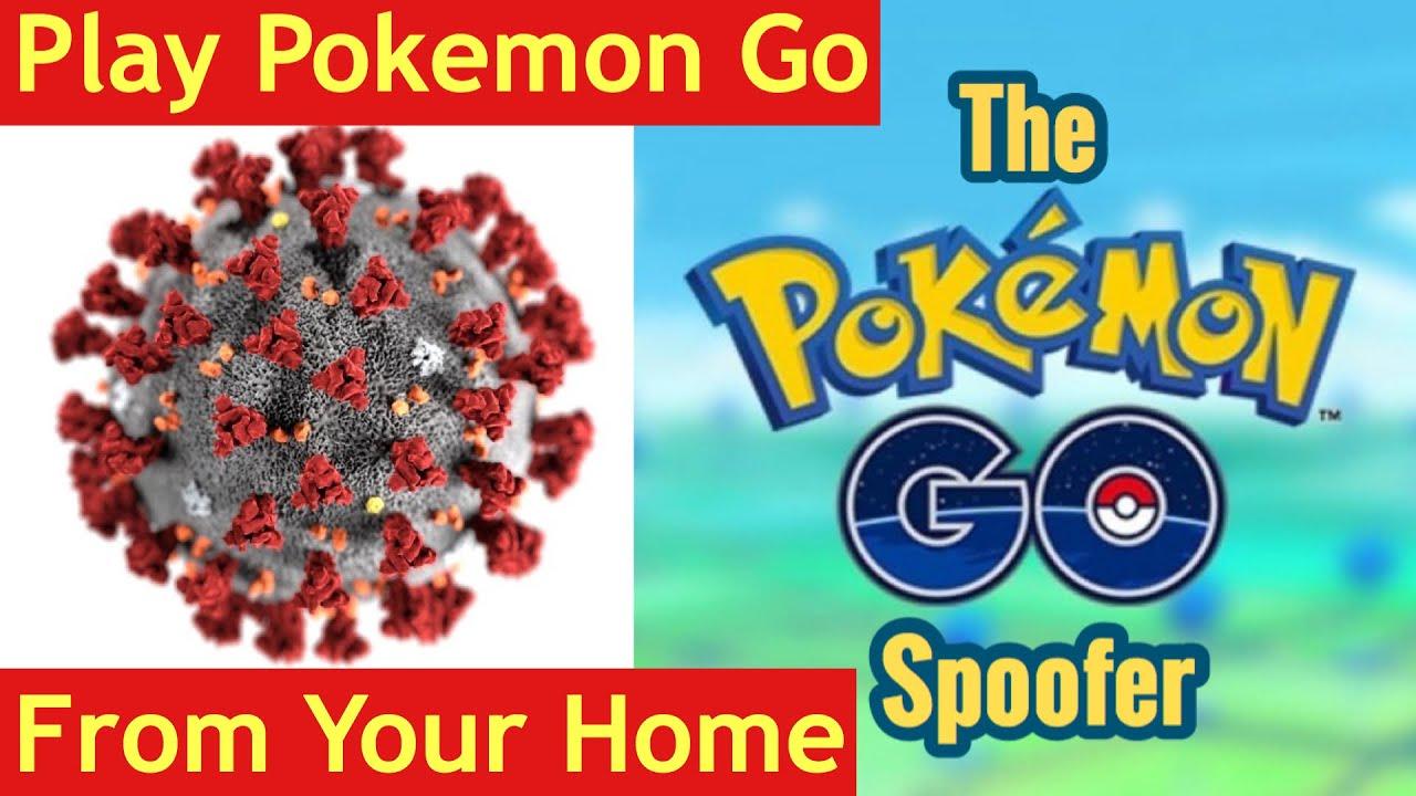 How To Spoof Pokemon Go 2020 - How To Play Pokemon Go During 2020 Lockdown Covid 19 Quarantine