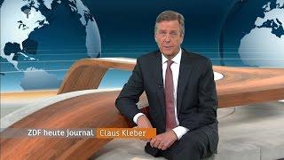 Wer entscheidet im heute-journal, was läuft und was nicht? 15.12.2016 - Bananenrepublik
