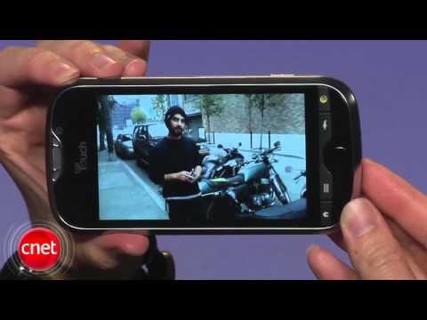 CNET Review: T-Mobile myTouch 4G Slide