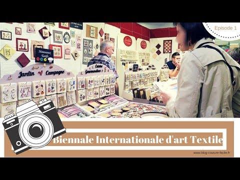 Biennale Internationale d'art textile 2018