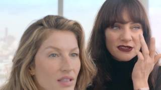 #chanelbeautytalks with Gisele Bundchen