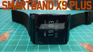 X9 PRO plus Smart Band