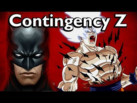 How Batman Can Take Down The Z Fighters | Contingency Z