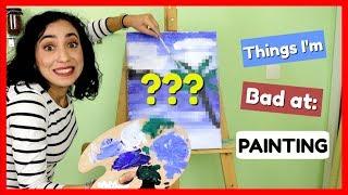 Ζωγραφική: Πράγματα στα οποία είμαι ατάλαντη    Dodo