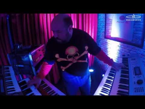 "SCOPE - ""Waiting for Jarre"" - Tributo a Jean Michel Jarre  en Audiomúsica"