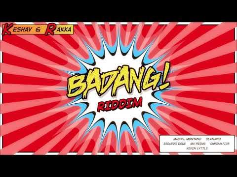 Chromatics - Bigger Dan Dem (Badang! Riddim)
