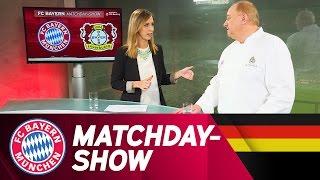 Highlights FC Bayern Matchday-Show I Bayer 04 Leverkusen