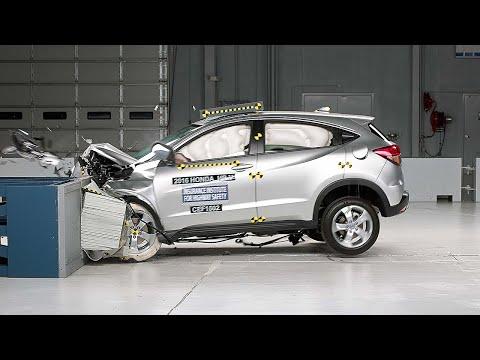 2016 Honda HR-V Çarpışma Testi