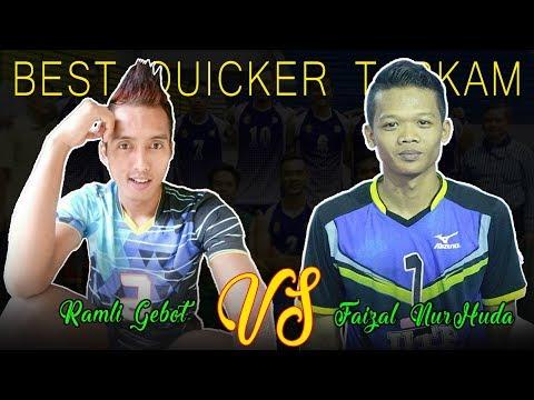 Quick Spike Faizal Nurhuda Vs Ramli Gebot, Siapa Yang Terbaik??