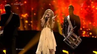 18 Финал Победитель Евровидение 2013 - Дания Эммили де Форест с песней Only Teardrops) 18.05.2013