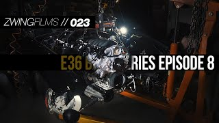 Dropping an LS3 in my BMW! //E36 BLD EP:8//023