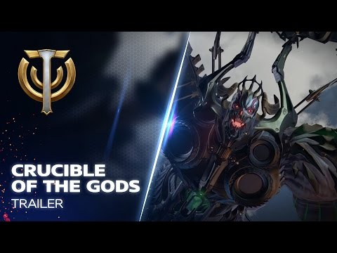 Skyforge - Crucible of the Gods Trailer