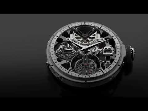 @KAROSHIWATCHES : Mechanical Motion/Emotion ••• UNE PASSION MÉCANIQUE À LA MESURE DE LA FOLIE