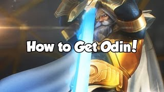 [Marvel Future Fight] How to Get Odin!