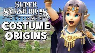 Smash Ultimate Costume Origins - Melee Fighters – Aaronitmar