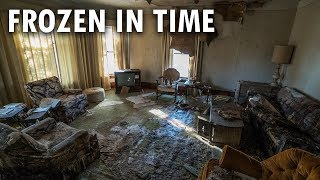 Abandoned House FROZEN IN TIME REDUX | Owner Found!