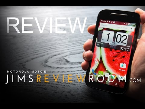 Motorola Moto E - (2nd Gen - 2015 )Best Budget Smart Phone? - REVIEW