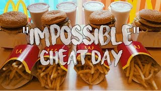 big mac meal challenge