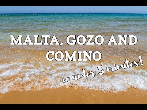 The secret Europe:  Malta, Gozo and Comino