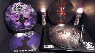 "King Diamond ""The Spider's Lullabye"" LP Stream"
