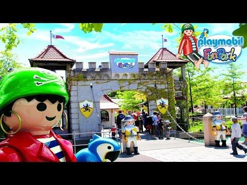 Vlog 193: Playmobil Funpark!