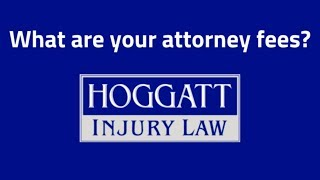 Hoggatt Law Office, P.C. Video - What are your attorney fees?