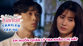 Muôn Kiểu Làm Dâu -Trailer Tập 96 | Phim Mẹ chồng nàng dâu -  Phim Việt Nam Mới Nhất 2020 - Phim HTV