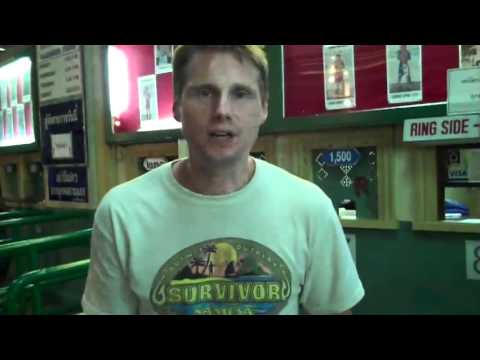 Thailand's sport passion - Muay Thai Boxing in Bangkok