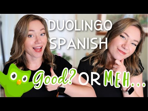 FULL REVIEW OF DUOLINGO FOR SPANISH! The Good and the Bad / Does it Work? And What I Recommend!