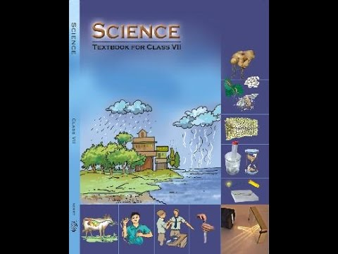 7th Class Science Book