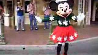 "Minnie Mouse Dances to ""Ain"