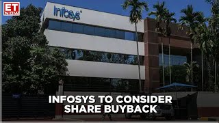 Infosys to consider buyback along with Q4 results on Apr 14