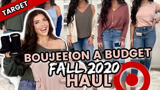 HUGE TARGET HAUL | Target Clothing Try On Shopping Haul | FALL 2020 Affordable Haul #TargetHaul