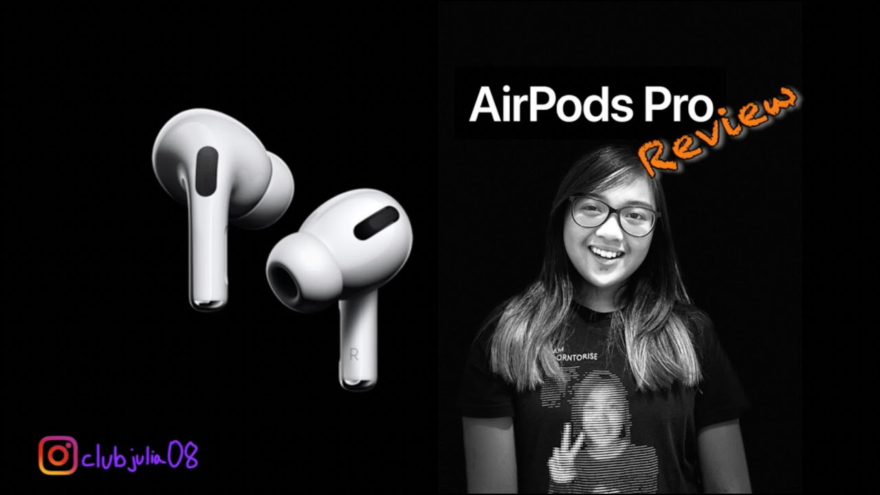 12 Year Old Reviews Apple AirPods Pro
