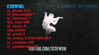 COUNTER-STRIKE 1.6 - Configuring the UPDATE