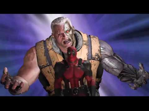 Deadpool - Teamheadkick MMD