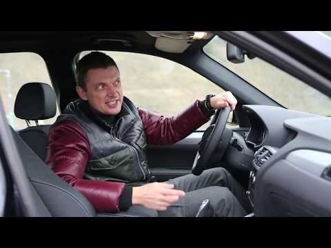 тест  BMW X3   (Игорь Бурцев)