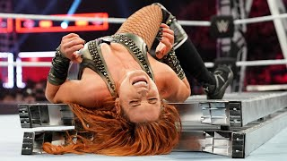 Ups And Downs From WWE TLC 2018